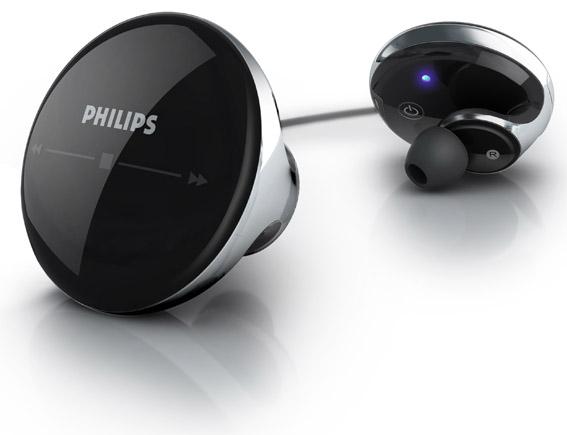 Philips Tapster SHB7110 Headphones