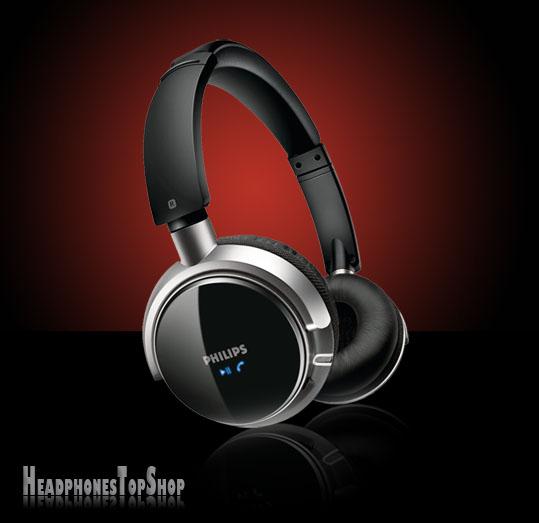 Philips SHB9001 Headphones Stereo Bluetooth