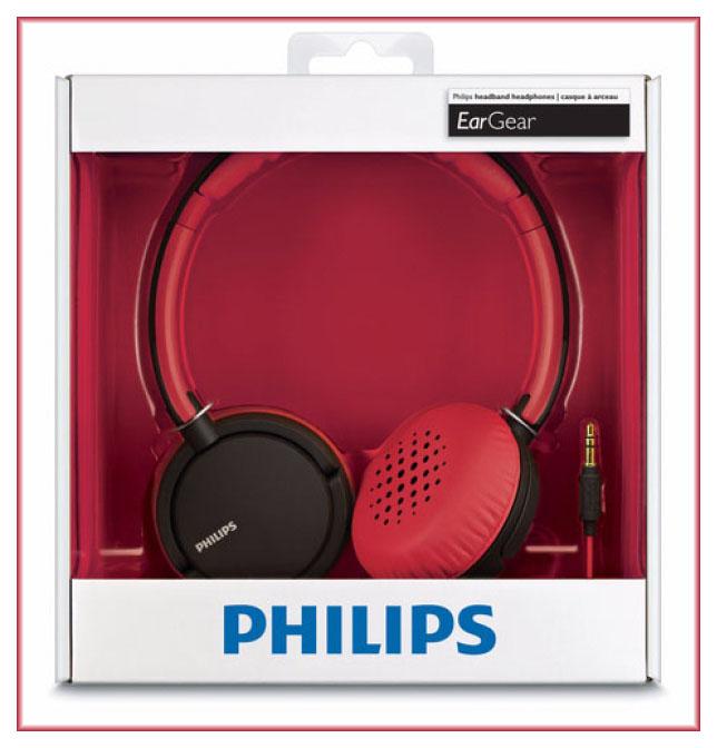 SHL5000 On Ear Headphones box