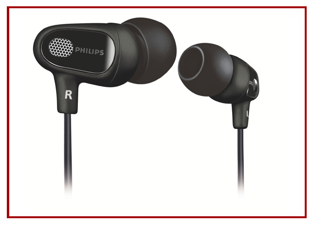 Philips Noise Cancelling Earphones